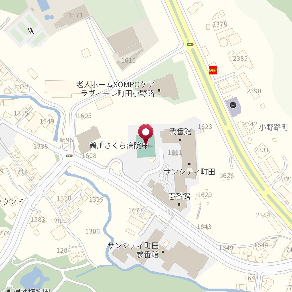 鶴川 さくら 病院