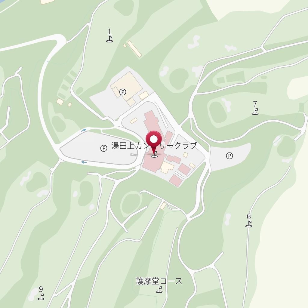 湯田 上 カントリー 新潟
